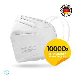 Lindencare - FFP2 Masken Model LP1 Medizinische Shutzmasken Aus Deutschland
