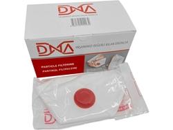 DNA - FFP3 Masken mit Ventil aus Turkei