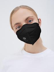 HJR - FFP2 Maske Schwarz kaufen stock aus Deutschland