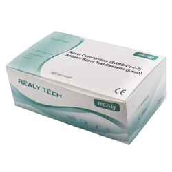 Realy Tech - Realy Tech® COVID-19 Antigen Rapid Schnelltest 25Er Packung